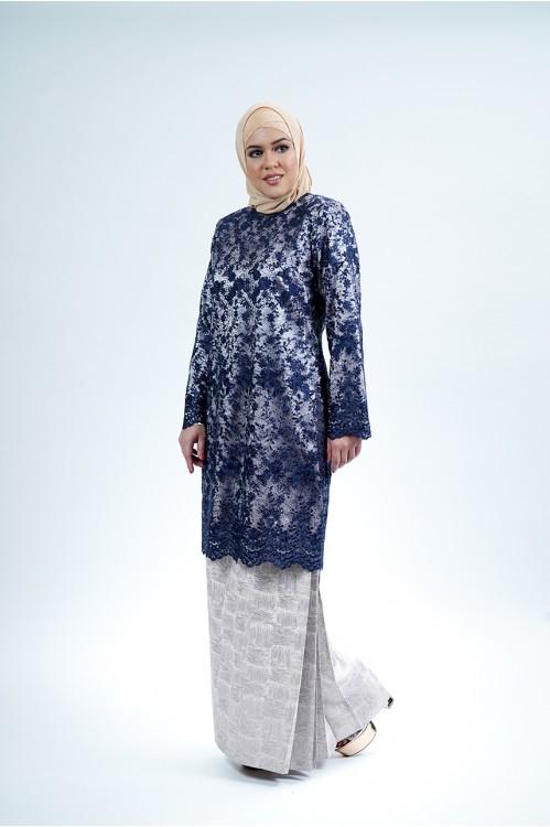 Lace Baju Kurung (Royal)